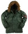 Зимняя Куртка Мужская Аляска